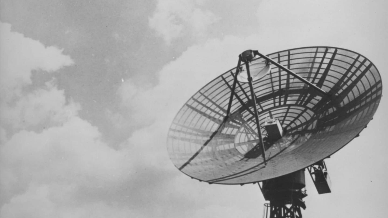 vieux radar