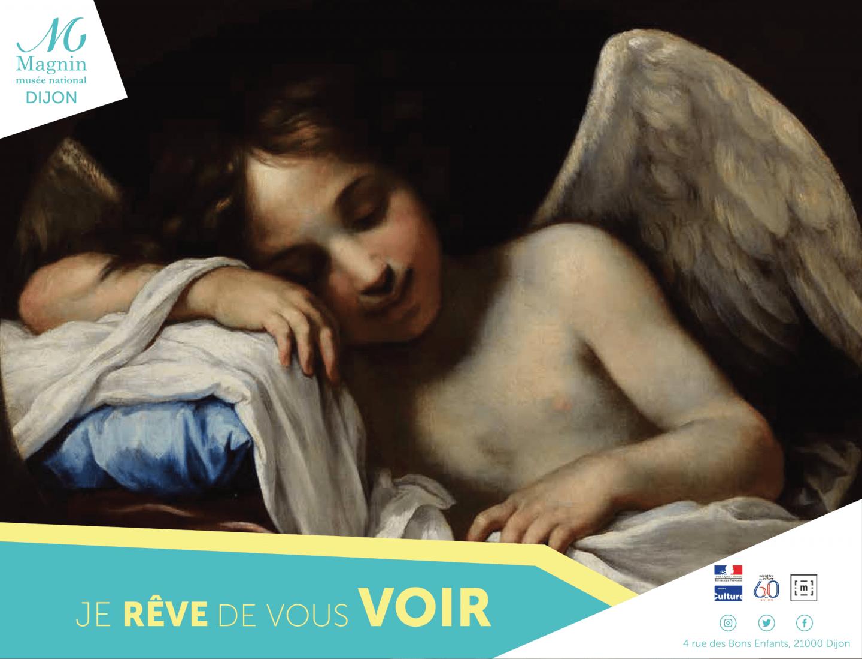 Campagne d'affichage du musée Magnin