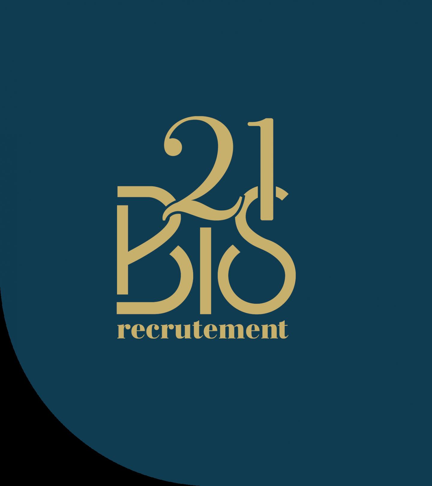 Logo de 21Bis Recrutement