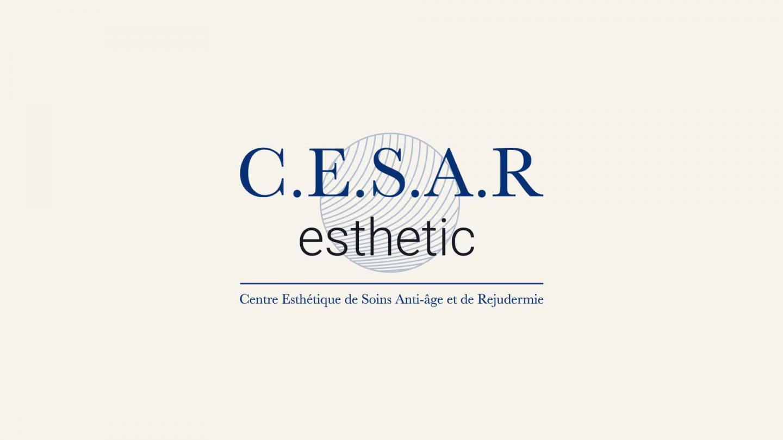 Logo C.E.S.A.R Esthetic